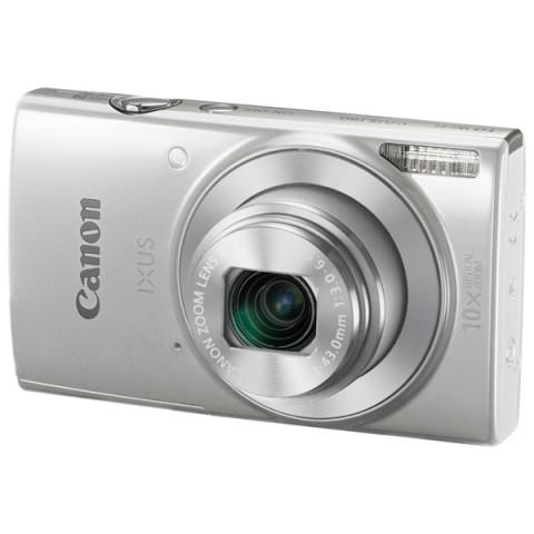 Фотография товара фотоаппарат компактный Canon IXUS 190 Silver (10011694)
