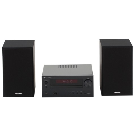 Фотография товара музыкальный центр Micro Pioneer X-HM26 Black (10011699)