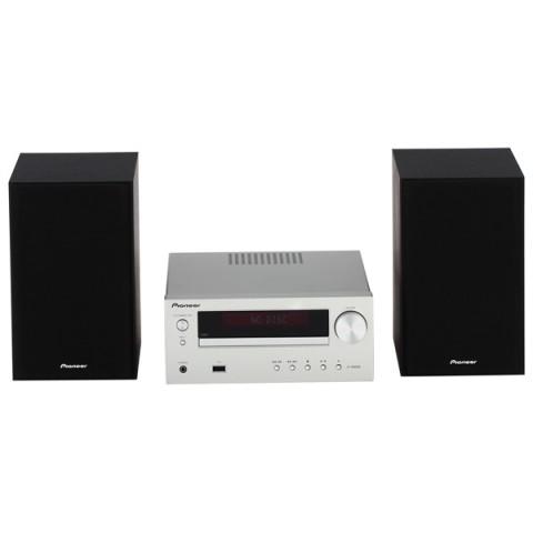 Фотография товара музыкальный центр Micro Pioneer X-HM26 Silver (10011760)