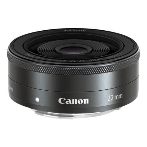 Фотография товара объектив Canon EFM 22mm f/2 STM (10011768)