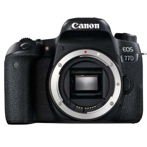 Фотография товара фотоаппарат зеркальный Canon EOS 77D Body (10011844)