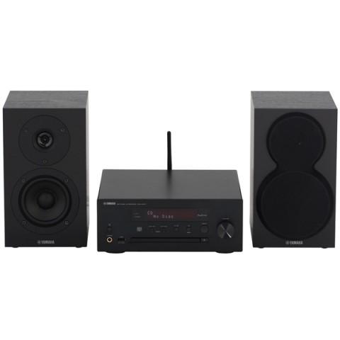 Фотография товара музыкальный центр Micro Yamaha MCR-N470 Black (10011875)