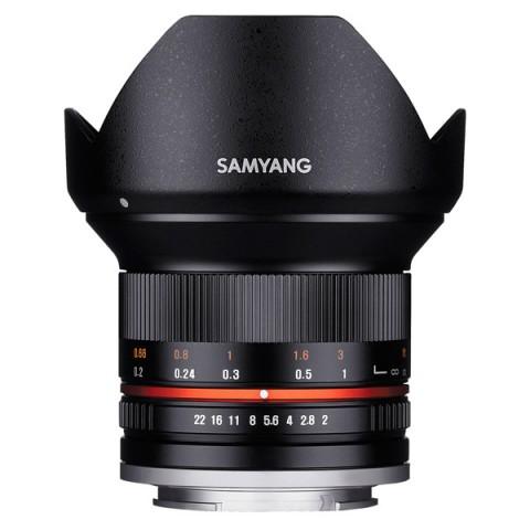 Фотография товара объектив Samyang 12mm f/2.0 ED AS NCS CS Fujifilm X (10011973D)