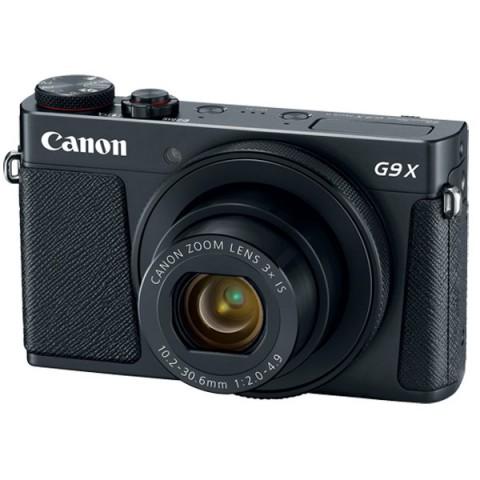 Фотография товара фотоаппарат компактный премиум Canon G9X Mark II Black (10012064)