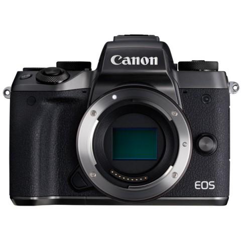 Фотография товара фотоаппарат системный премиум Canon EOS M5 (10012101)
