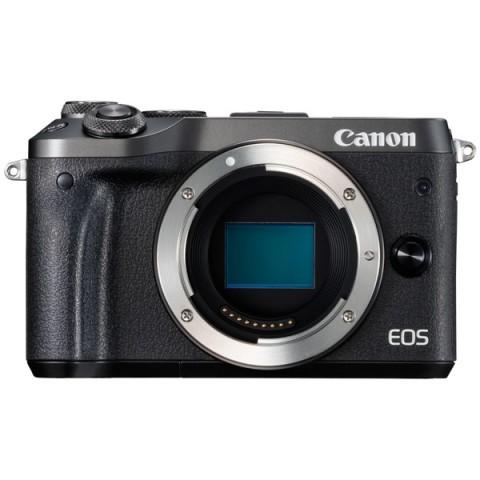 Фотография товара фотоаппарат системный премиум Canon EOS M6 (10012110)