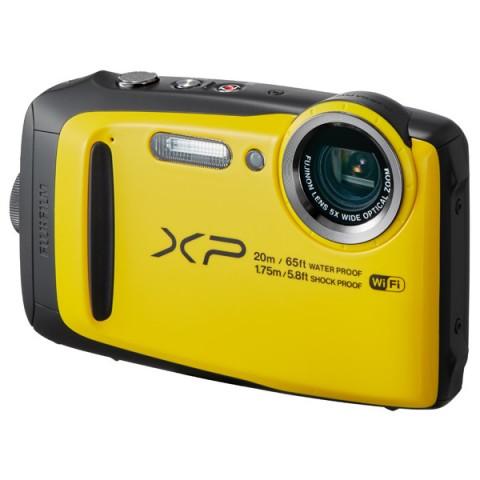 Фотография товара фотоаппарат компактный Fujifilm FinePix XP120 Yellow (10012136)