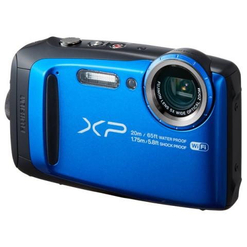 Фотография товара фотоаппарат компактный Fujifilm Finepix XP120 Blue (10012137)