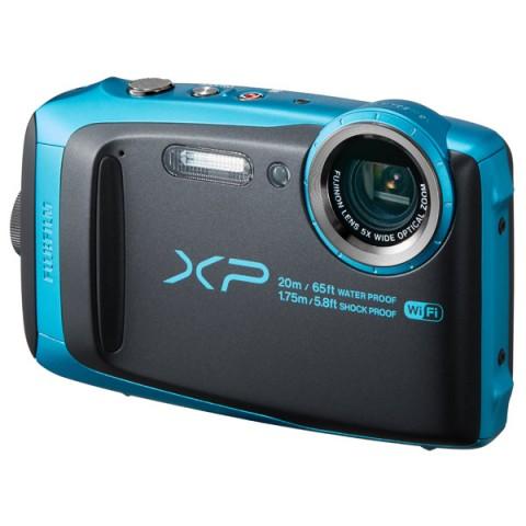 Фотография товара фотоаппарат компактный Fujifilm Finepix XP120 Sky Blue (10012139)
