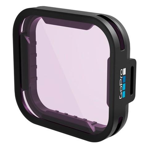 Фотография товара аксессуар для экшн камер GoPro Пурпурный фильтр для бокса Super Suit (AAHDM-001) (10012220)