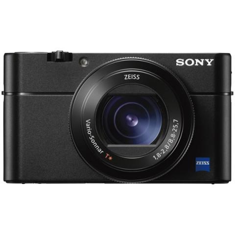 Фотография товара фотоаппарат компактный премиум Sony RX100 V (10012275)