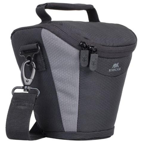 Фотография товара сумка для DSLR камер RIVACASE 7207 Black-Grey (10012302)