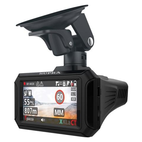 Купить видеорегистратор Supra DRS-GD71V (10012425) в Москве, в Спб и в России