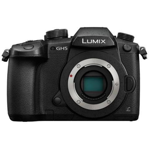 Фотография товара фотоаппарат системный премиум Panasonic GH5 (10012460)