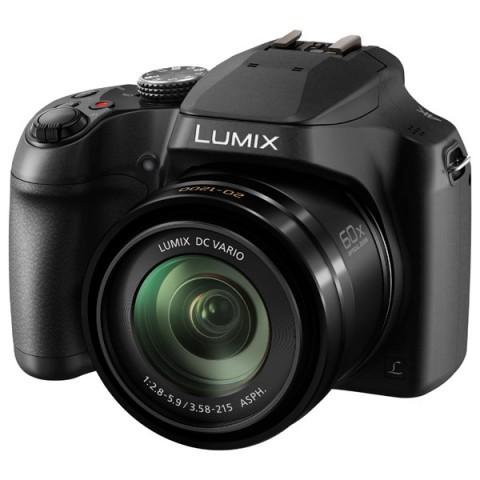 Фотография товара фотоаппарат компактный премиум Panasonic DC-FZ82 (10012462)