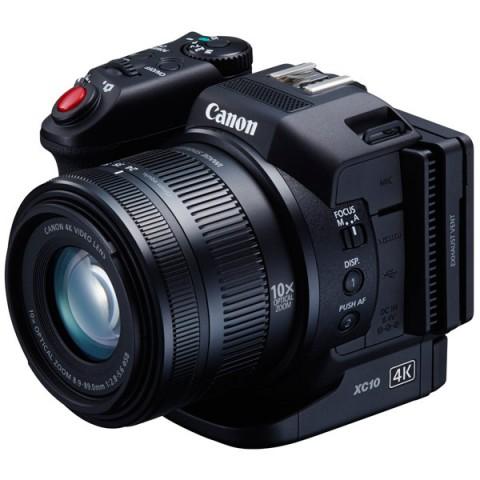 Фотография товара видеокамера цифровая 4K Canon XC10 (10012474)