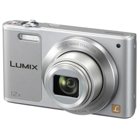 Фотография товара фотоаппарат компактный Panasonic DMC-SZ10EE-S (10012554)