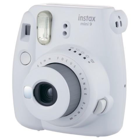 Фотография товара фотоаппарат моментальной печати Fujifilm Instax Mini 9 Smoky White (10012604)