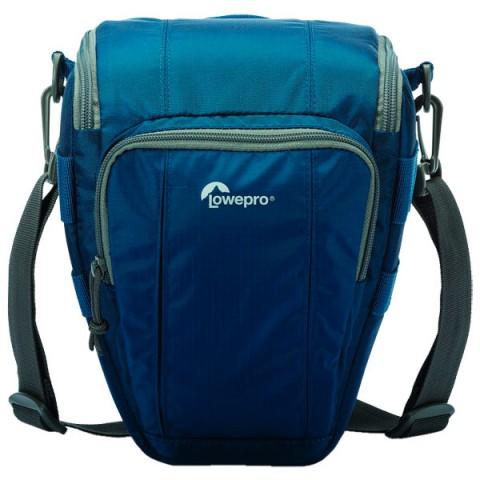 Фотография товара сумка для DSLR камер Lowepro Toploader Zoom 50 AW II Galaxy Blue/Bleu Galazie (10012611)