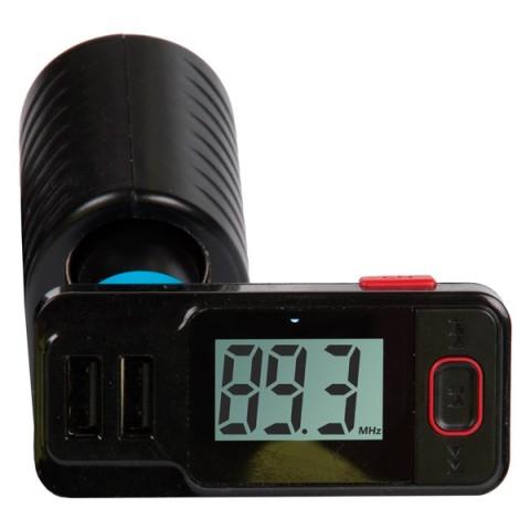 Фотография товара автомобильный FM-модулятор Ritmix FMT-A775 (10012618)