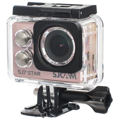 Фотография товара видеокамера экшн SJCAM SJ7STAR Rosegold (10012639)