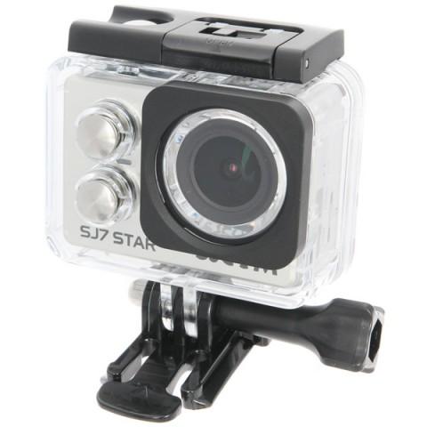 Фотография товара видеокамера экшн SJCAM SJ7STAR Silver (10012640)