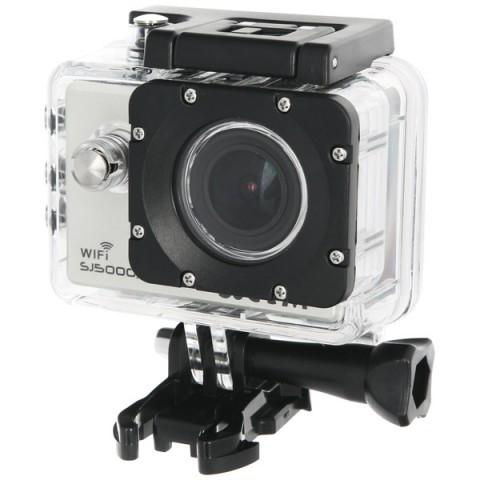 Купить видеокамера экшн SJCAM SJ5000X Elite Silver (10012641) в Москве, в Спб и в России