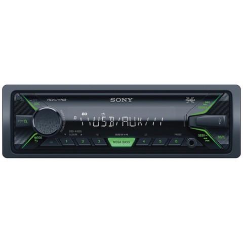 Фотография товара uSB-Автомагнитола Sony DSX-A102U//Q (10012644)