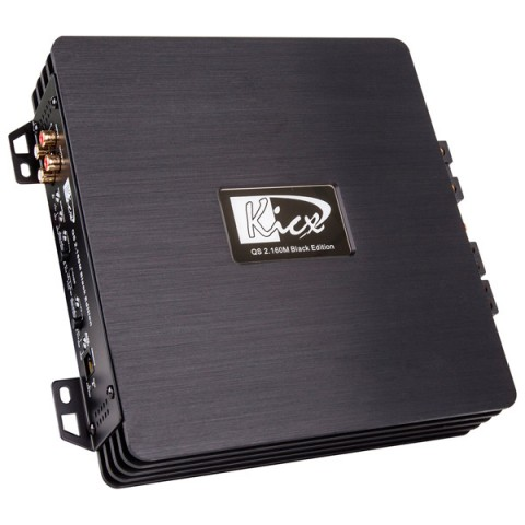 Фотография товара автомобильный усилитель (2 канала) Kicx QS 2.160M (10012658D)
