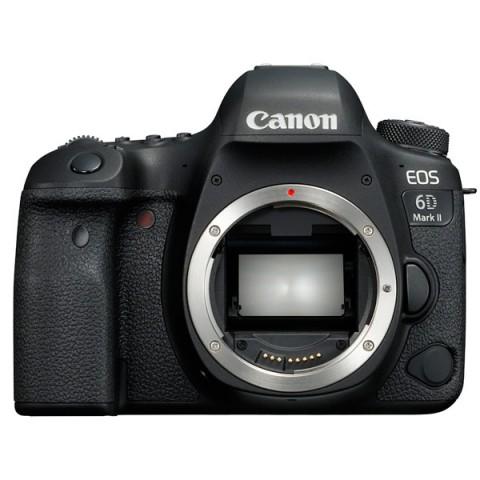 Купить фотоаппарат зеркальный премиум Canon EOS 6D Mark II (10012664) в Москве, в Спб и в России