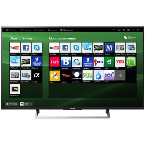 Купить телевизор Sony KD-55XE7096 (10012681) в Москве, в Спб и в России