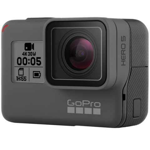 Фотография товара видеокамера экшн GoPro HERO5 Black Edition (CHDHX-502) (10012697)