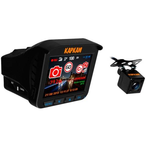 Купить видеорегистратор Каркам Комбо 3S (10012753) в Москве, в Спб и в России