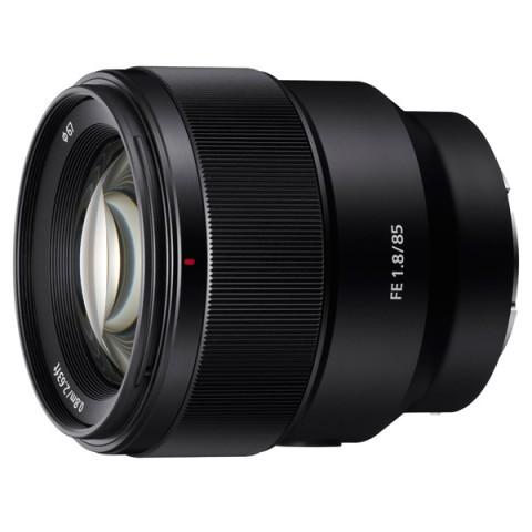 Фотография товара объектив Sony FE 85mm F1.8 (SEL85F18) (10012760)