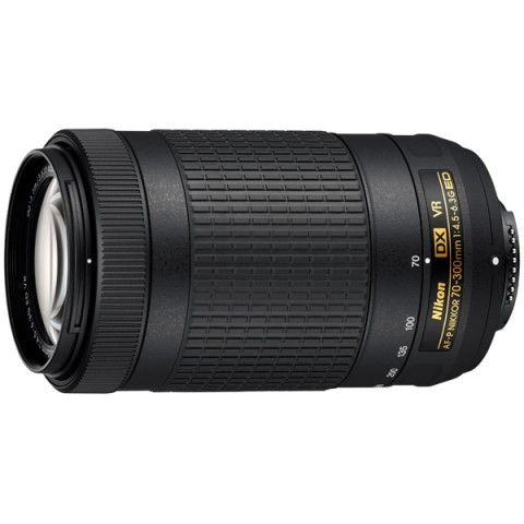 Фотография товара объектив Nikon AF-P DX NIKKOR 70-300mm f/4.5-6.3G ED VR (10012762)