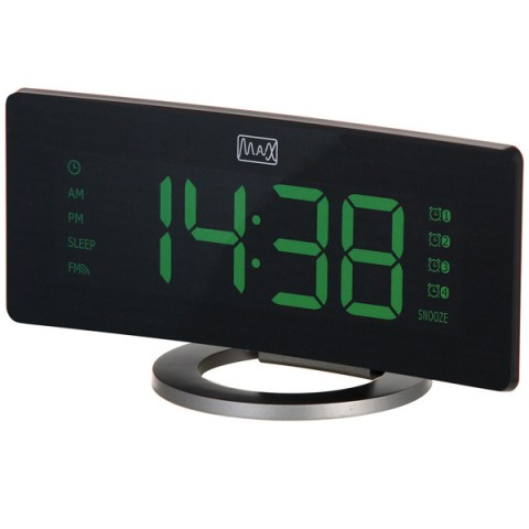 Фотография товара радио-часы MAX CR-2914 (10012794)