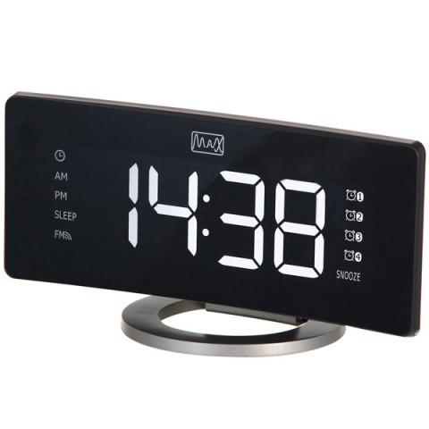 Купить радио-часы MAX CR-2915 (10012795) в Москве, в Спб и в России