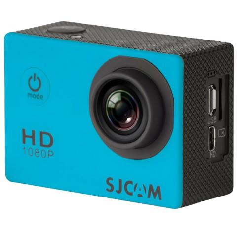 Фотография товара видеокамера экшн SJCAM SJ4000 Синий (10012897)