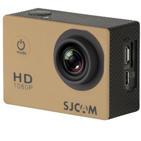 Фотография товара видеокамера экшн SJCAM SJ4000 Золотистый (10012898)