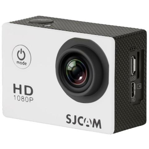 Купить видеокамера экшн SJCAM SJ4000 Белый (10012900) в Москве, в Спб и в России