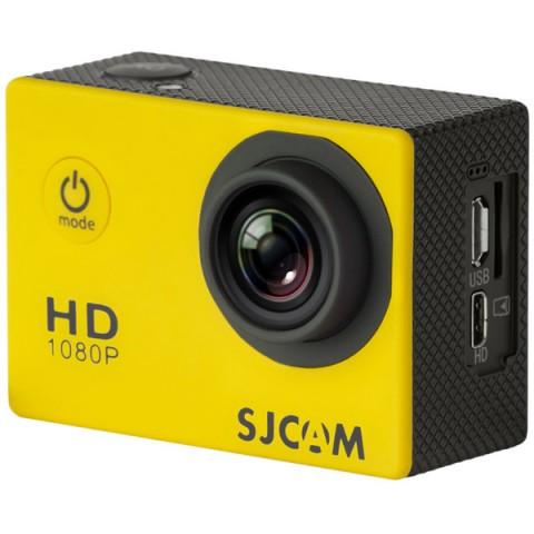 Фотография товара видеокамера экшн SJCAM SJ4000 Желтый (10012901)