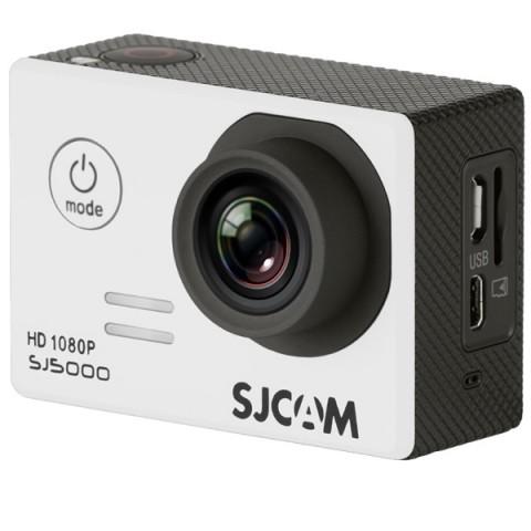 Фотография товара видеокамера экшн SJCAM SJ5000 Белый (10012906)