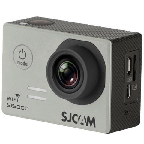 Фотография товара видеокамера экшн SJCAM SJ5000 WiFi Серебристый (10012911)
