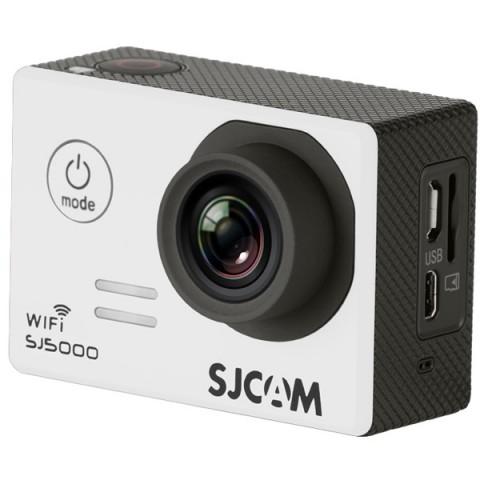 Фотография товара видеокамера экшн SJCAM SJ5000 WiFi Белый (10012912)