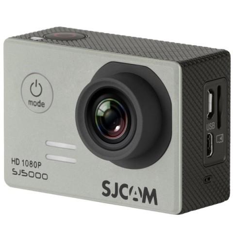 Купить видеокамера экшн SJCAM SJ5000 Серебристый (10012922) в Москве, в Спб и в России