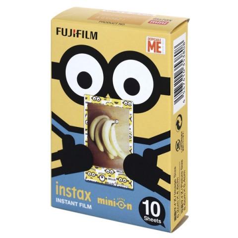 Фотография товара картридж для фотоаппарата Fujifilm INSTAX MINI MINION Гадкий Я (10012925)