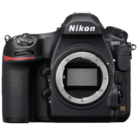 Фотография товара фотоаппарат зеркальный премиум Nikon D850 Body (10013034)
