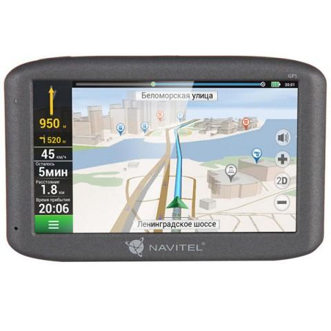 Фотография товара портативный GPS-навигатор Navitel E500 (10013036)