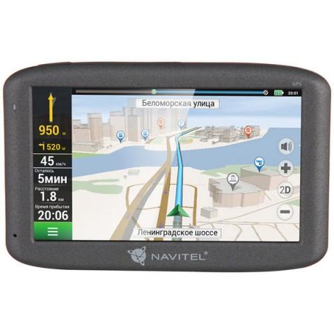 Фотография товара портативный GPS-навигатор Navitel N500 (10013038)