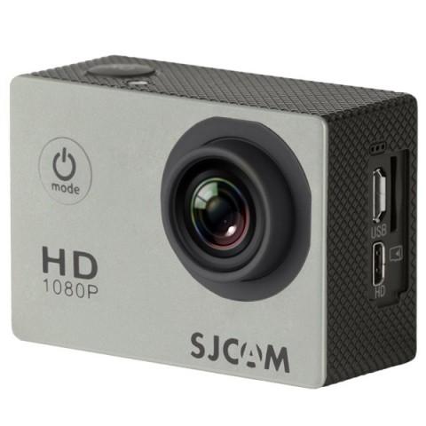 """Купить видеокамера экшн SJCAM SJ4000 2"""" silver (10013071) в Москве, в Спб и в России"""